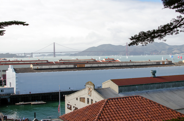 Exploring San Francisco - Fort Mason