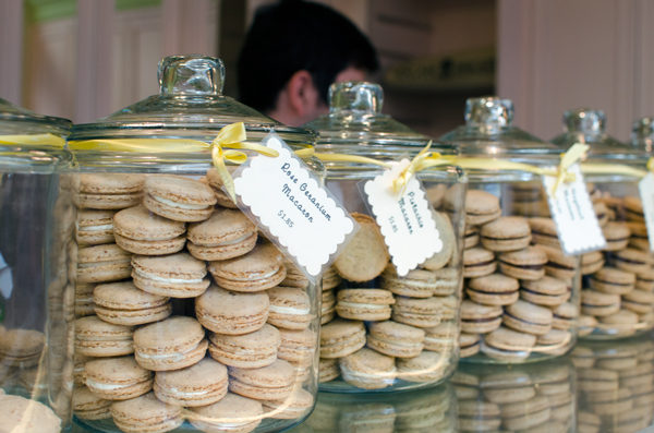 Exploring San Francisco - Ferry Building - Miette Macarons