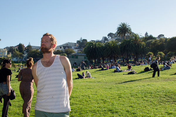 Exploring San Francisco - Dolores Park