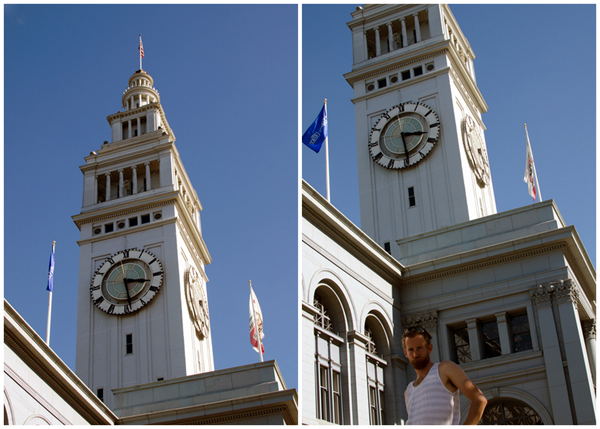 Exploring San Francisco - Ferry Building