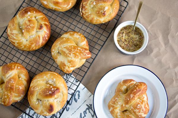 The Best Homemade Soft Pretzels Recipe