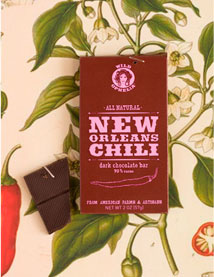 New Orleans Chili Chocolate - Wild Ophelia