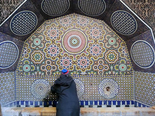 Visiting Fez Morocco :: Exploring the medina