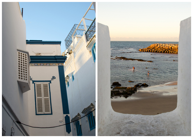 Morocco Honeymoon :: A Day by the Sea in Asilah, Morocco