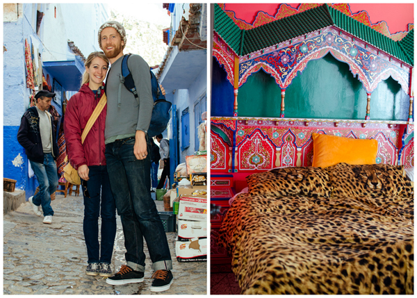 Morocco Honeymoon :: Don't Stay at Hotel Madrid - Chefchaouen Morocco