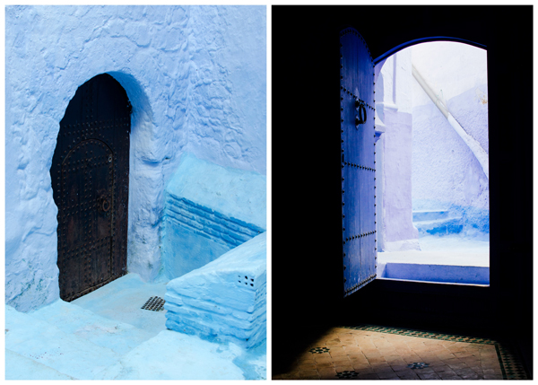 Morocco Honeymoon :: Magical Blue-Hued Chefchaouen Morocco
