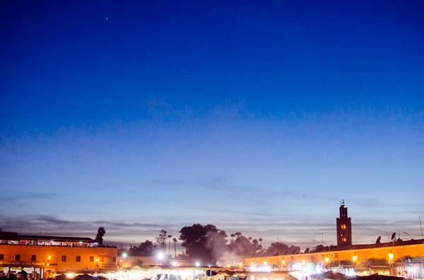 Marrakech Morocco :: Djemaa el Fnaa