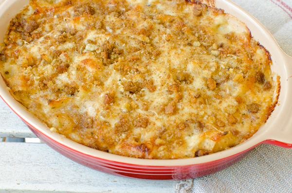 Martha Stewart's Macaroni and Cheese - The Ultimate Mac & Cheese ...