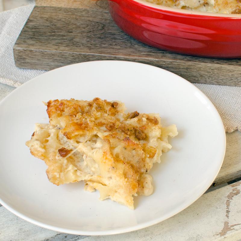 Martha Stewart's Macaroni and Cheese - A Side of Sweet