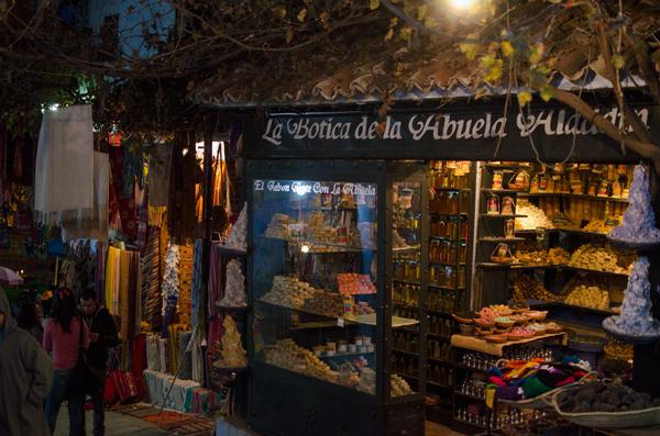 Morocco Honeymoon :: La Botica de la Abuela Aladdin Soaps - Chefchaouen Morocco
