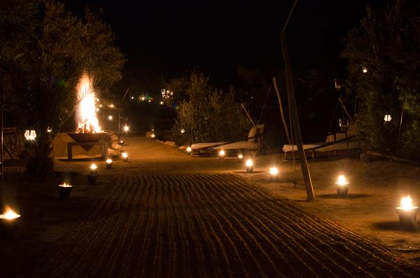 Marrakech, Morocco :: Desert Glamping