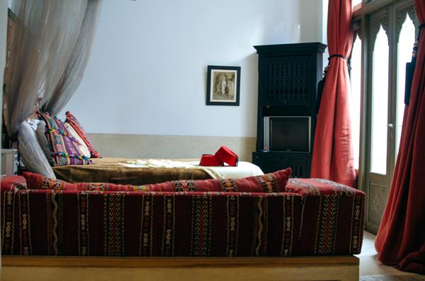 Honeymoon Morocco :: A Night of Luxury at Riad Farnatchi