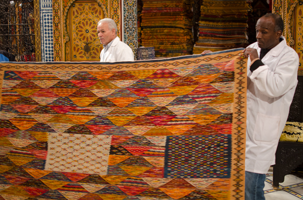 Buying Rugs in Morocco - Our Experience and Advice