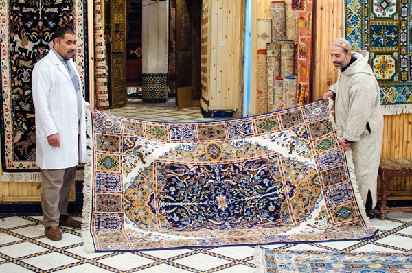 Ing Carpets In Morocco Our Experience And Advice