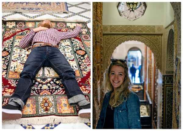 Buying Rugs in Marrakech - Our Experience and Advice