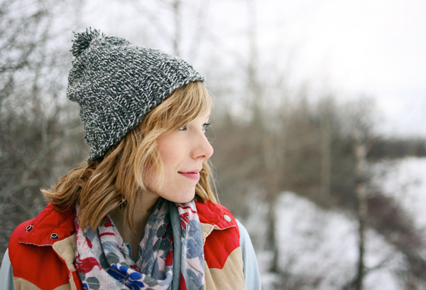 Guest Post :: His & Hers Knitted Hat Patterns - A Side of Sweet