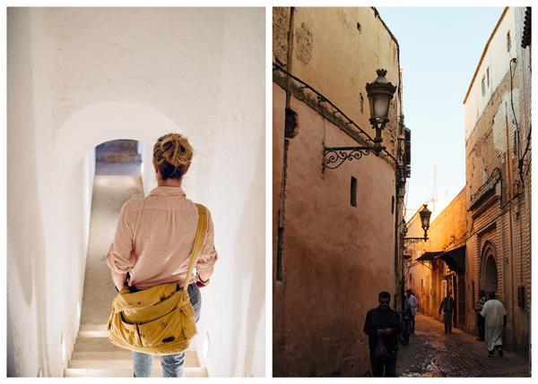 Visiting Marrakech Morocco :: Gallery Dar Bellarj