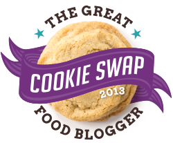 Food Blogger Cookie Swap 2013
