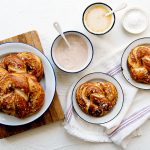 Easy Soft Pretzels Recipe with Yeast & Baking Soda Bath