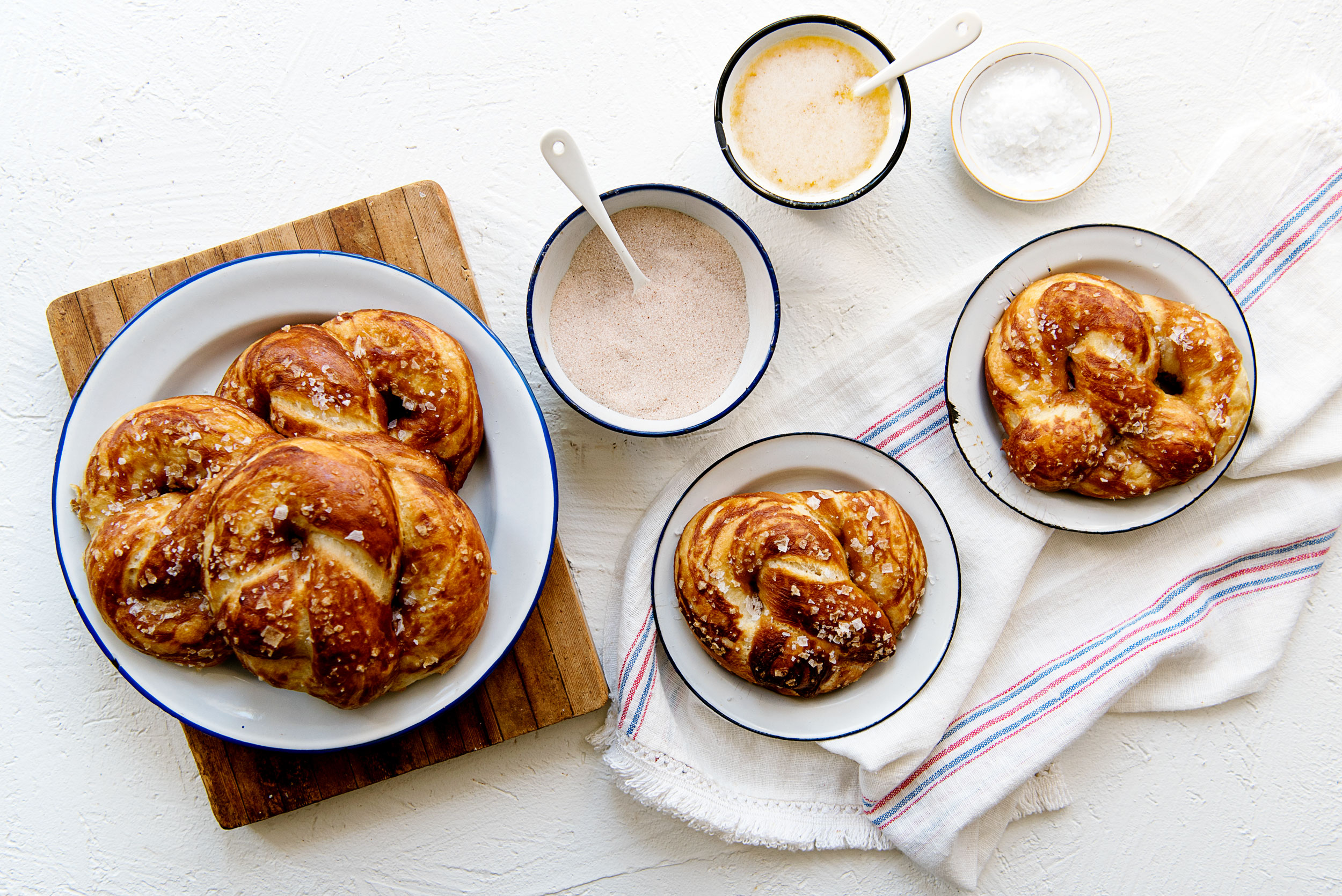 Best perfectly chewy homemade soft pretzels recipe a side of sweet forumfinder
