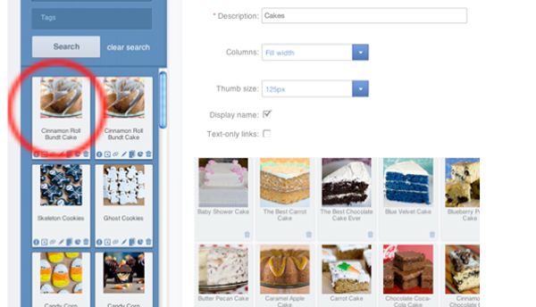 How to Display Recipes and DIYs on a Blog