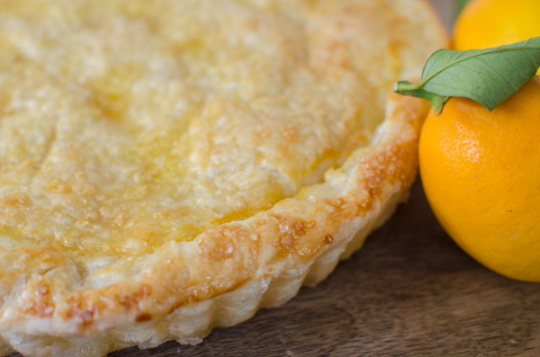 Tartine Lemon Shaker Pie Recipe with Meyer Lemons