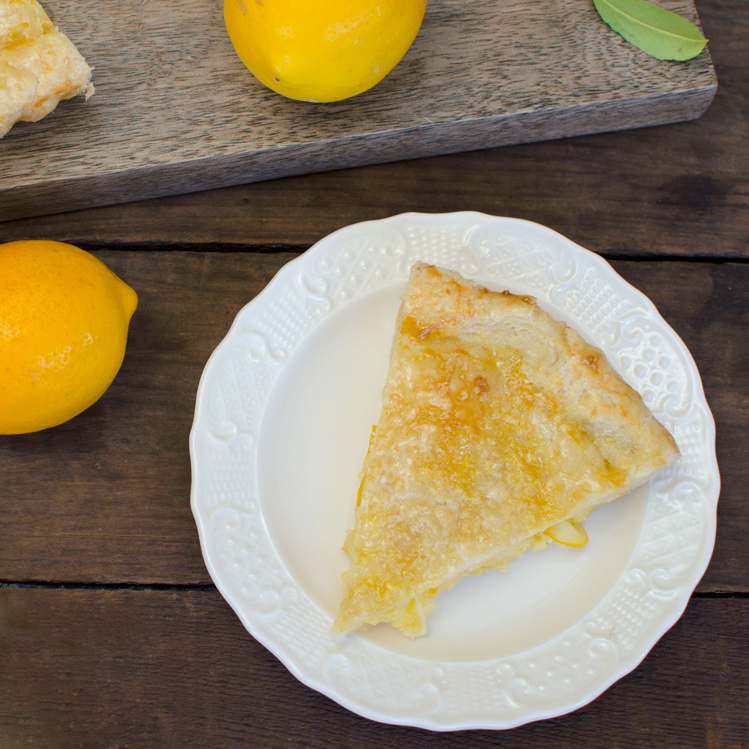 Tartine Lemon Shaker Pie Recipe | A Side of Sweet