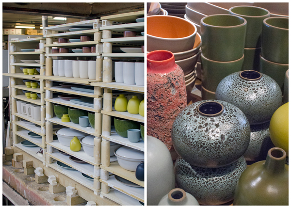 My San Francisco Bucket List - Touring the Heath Ceramics Factory