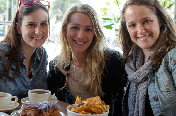 SF Bests :: Brunch at Tartine Bakery