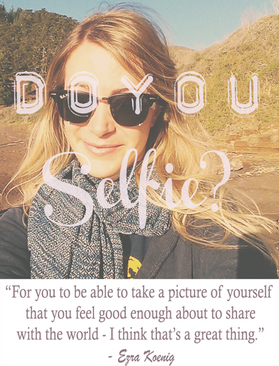 Friday Faves :: Do you selfie?