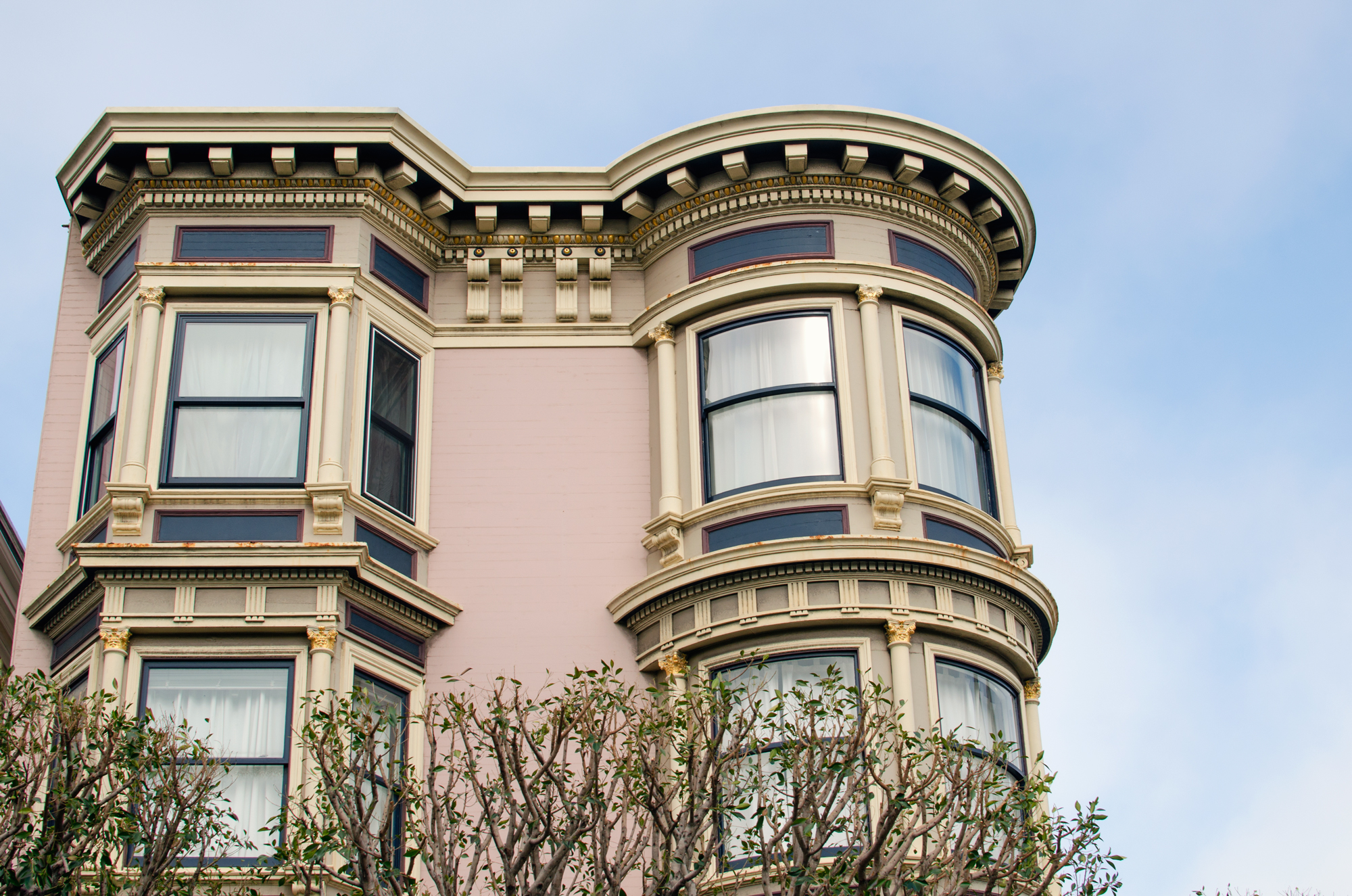 San Francisco Victorian Houses - Can I please live here?