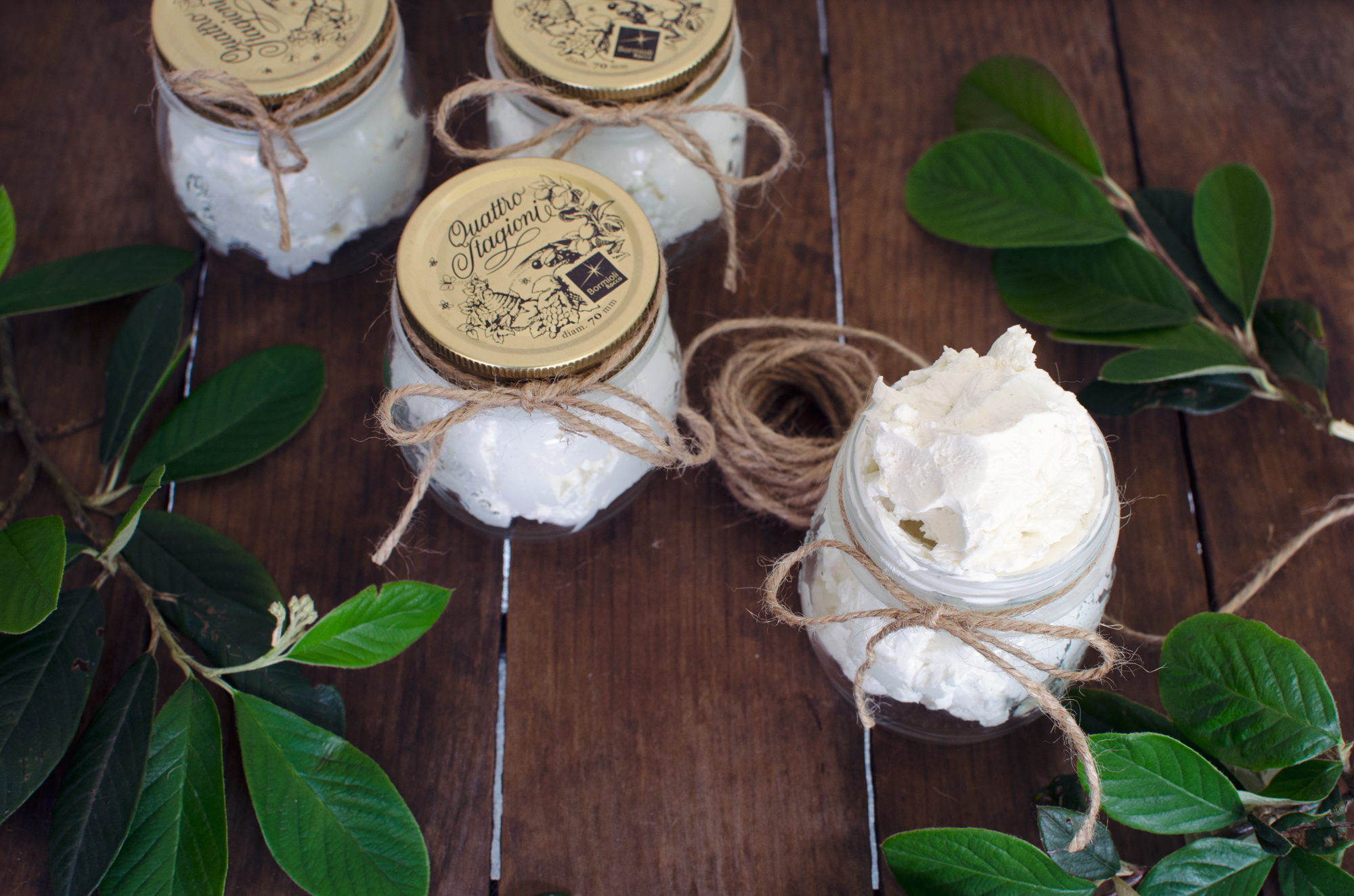 Homemade Whipped Body Butter - the best cure for dry legs
