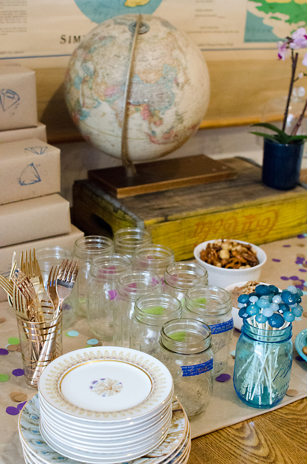 Girls Night Birthday Party   A Side of Sweet