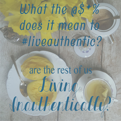 Is the #LiveAuthentic instagram campaign actually inauthentic.