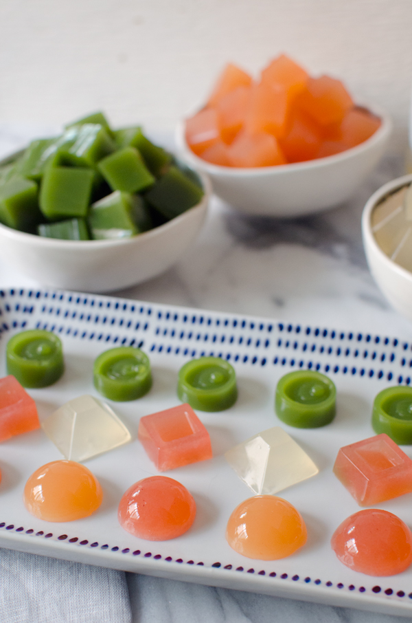 Healthy Fruit Snacks with Natural Juice and No High Fructose Corn Syrup - Easy Snack Recipe