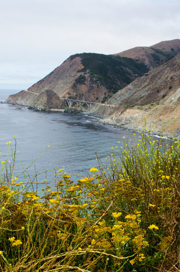 A Weekend in Big Sur, California - Bixby Bridge
