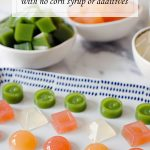 Healthy Fruit Snacks with Natural Juice and No Additives or High Fructose Corn Syrup
