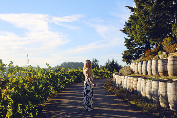 What to do in Wine Country Oregon