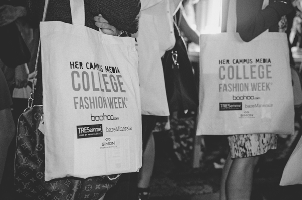 San Francisco College Fashion Week with Her Campus Media