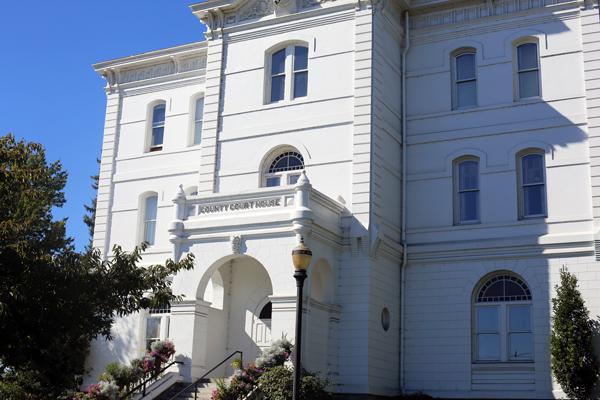 Corvallis Oregon City Hall