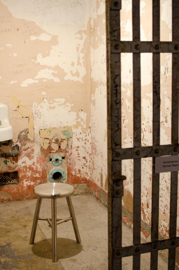 Ai Wei Wei Political Prisoner Exhibit Alcatraz