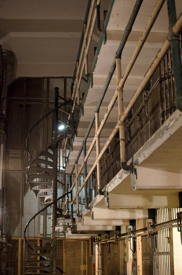 Alcatraz Prison Tour - Nighttime