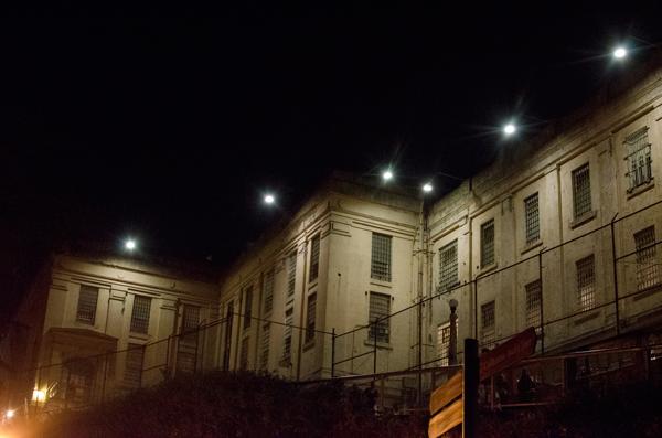 Alcatraz Prison Night Tour