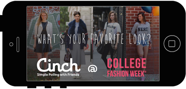 Cinch App Her Campus Media