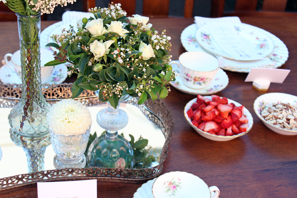Ladies' Brunch - Pretty Brunch Spread with EsselleSF!