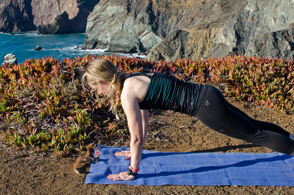 5 Yoga Poses for Athletes
