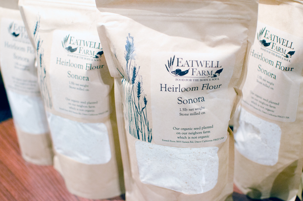 Eatwell Farm Harvest Fest :: Heirloom Flour San Francisco