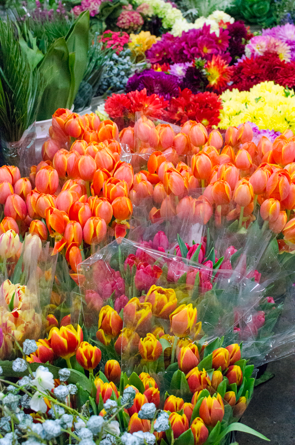 Things to Do in San Francisco :: San Francisco Flower Market