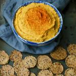 Butternut Squash Dip Appetizer Recipe