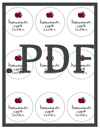 PDF File Free Printable Labels